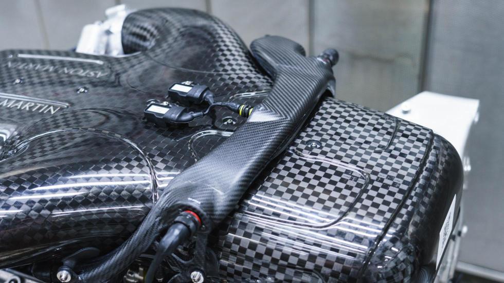 Motor del Aston Martin Valkyrie (9)