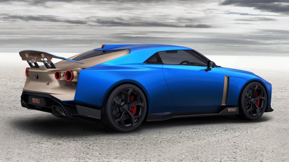 Nissan GT-R 50 (trasera)