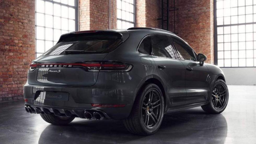 Porsche Macan S by Porsche Manufaktur