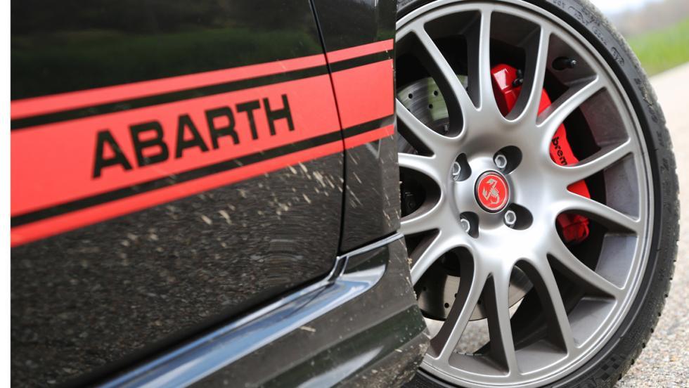 Abarth 595 Competizione IX