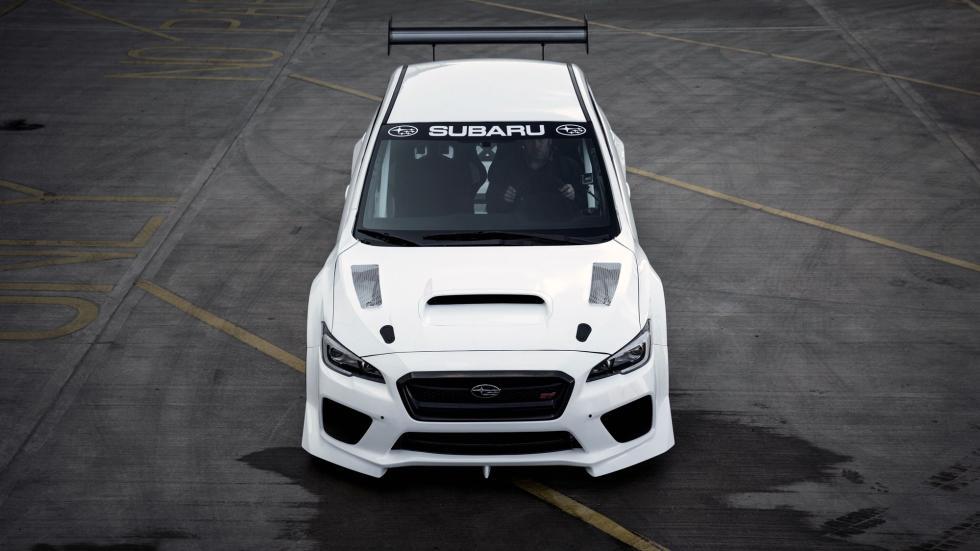 Subaru WRX STI Tourist Trophy 2016