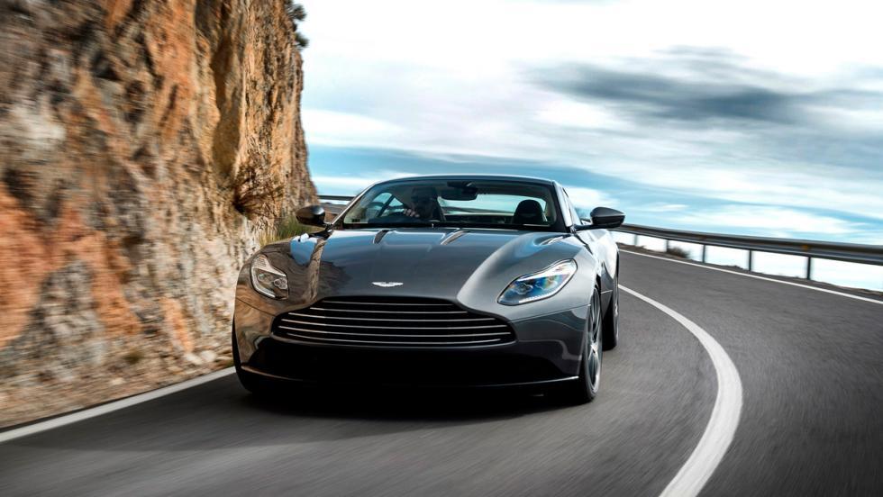 Aston Martin DB11, frontal