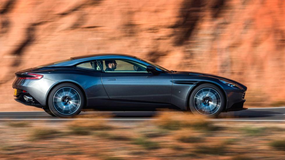 Aston Martin DB11, lateral