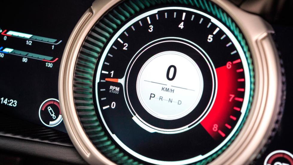 Aston Martin DB11, relojes