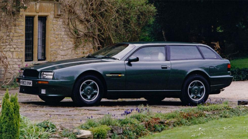 Aston Martin Virage Shooting Brake lujo deportivo inglés