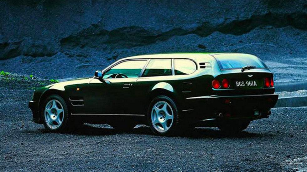 Aston Martin Virage Shooting Brake lujo coupe