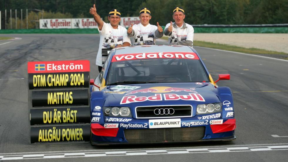 Audi A4 DTM  8