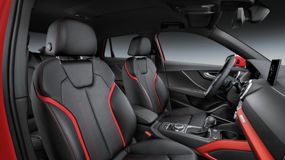 Audi Q2 Asientos