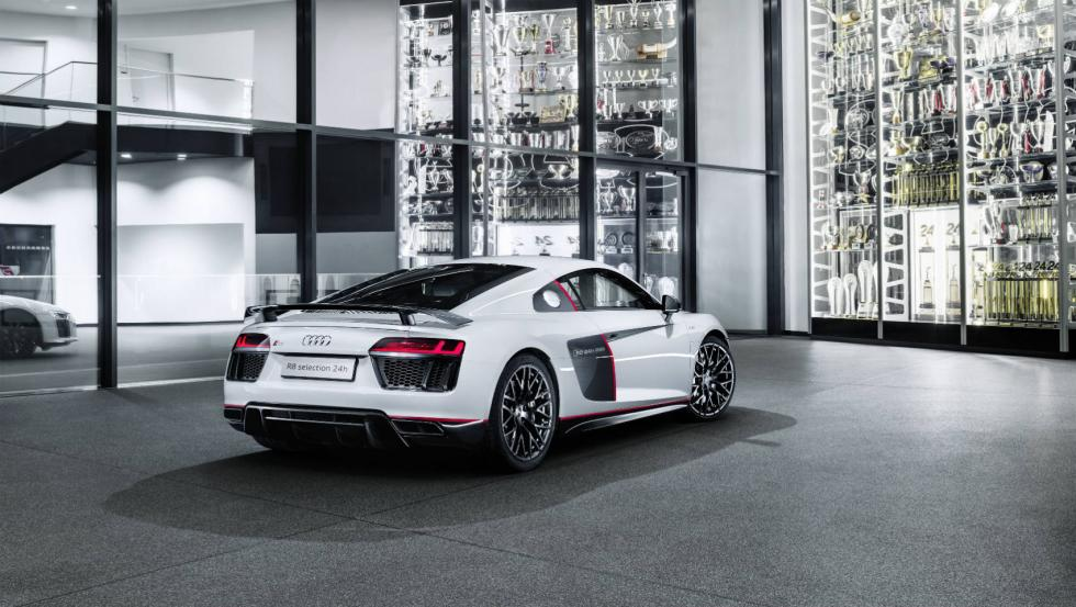 "Audi R8 Coupé V10 plus ""selection 24h"" 5"
