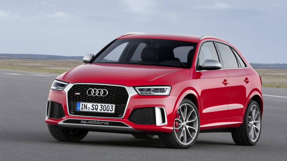 Audi RS Q3 Delantera