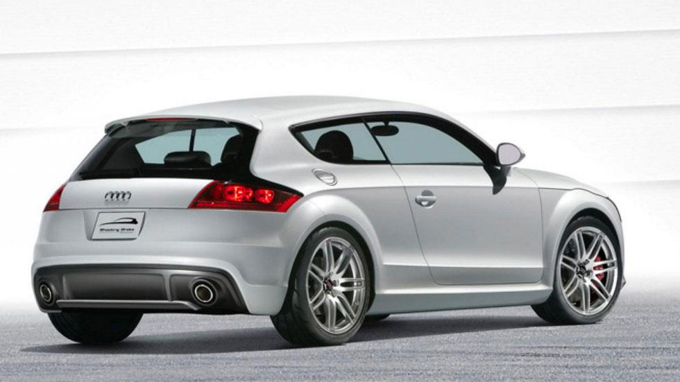 Audi Shooting Brake concept prototipo