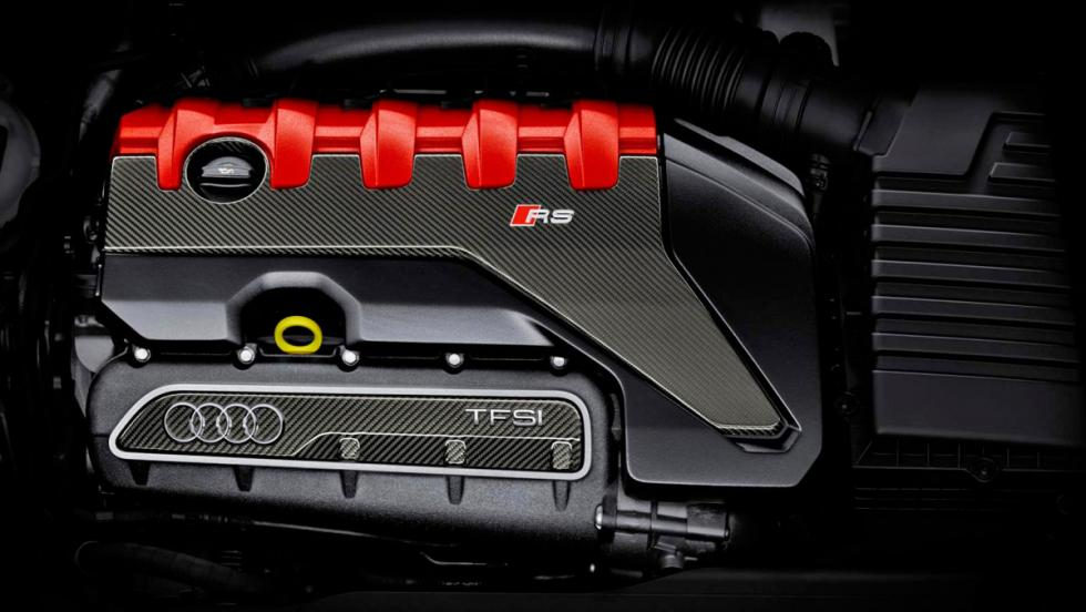 Audi TT RS motor