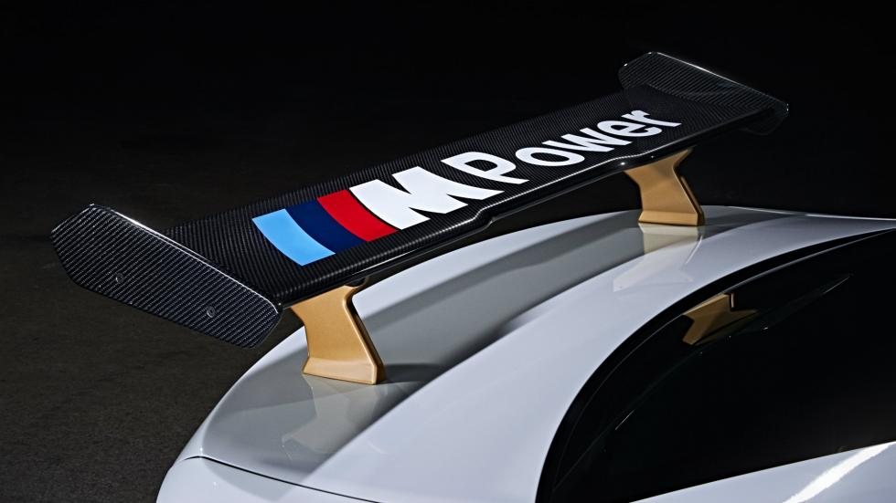 BMW M2 Safety Car Aleron Trasero