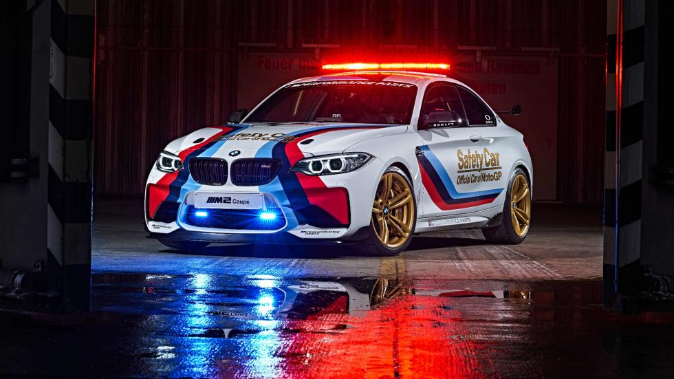 BMW M2 Safety Car Principal