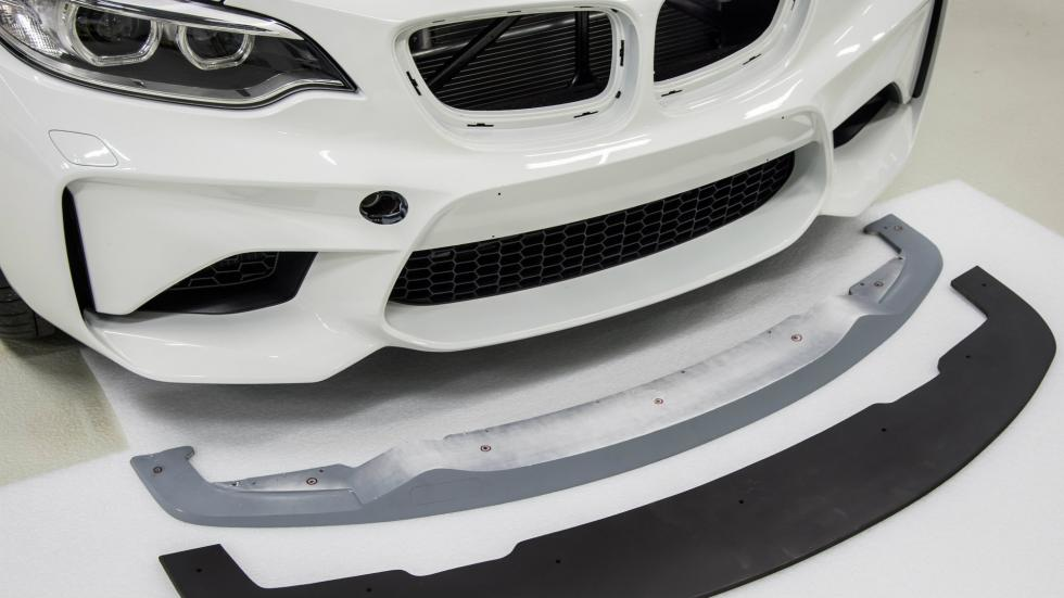 BMW M2 Safety Car Spoiler Delantero