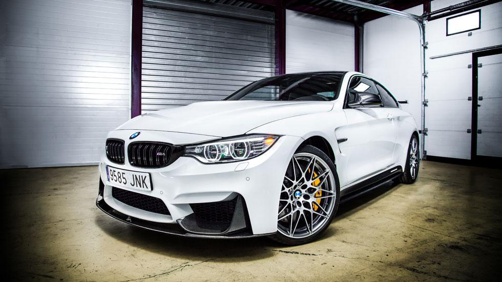 BMW M4 Competition Sport Edition delantera frontal nuevo