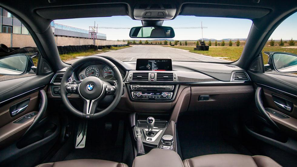BMW M4 Competition Sport Edition interior lujo individual