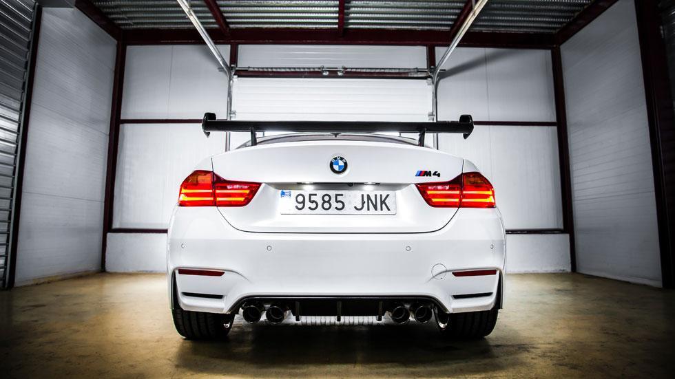 BMW M4 Competition Sport Edition estática
