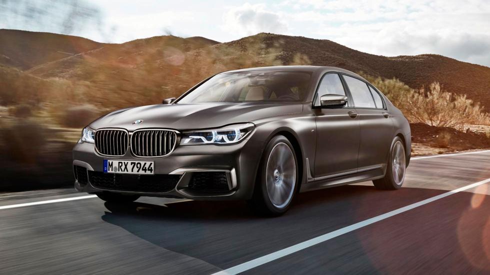BMW M760Li XDrive, dinamica