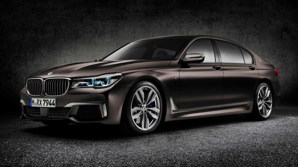 BMW M760Li XDrive, estatica