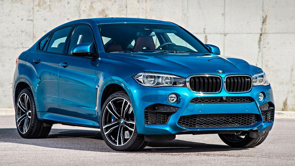 BMW X6 M SUV deportivo lujo
