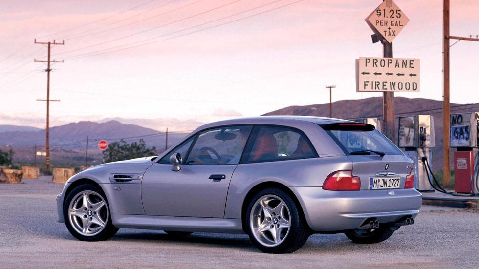 BMW Z3 M Coupé shooting brake