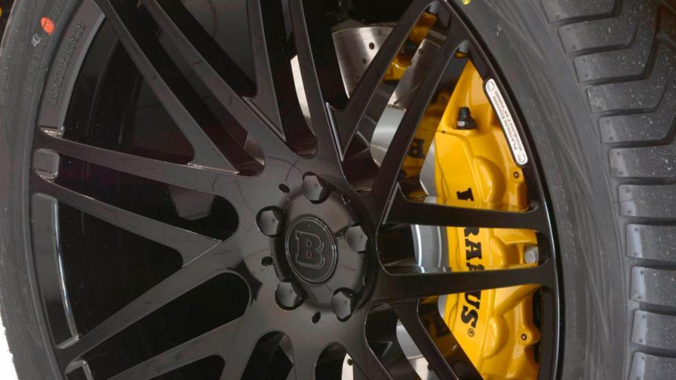 Brabus G63 AMG llanta