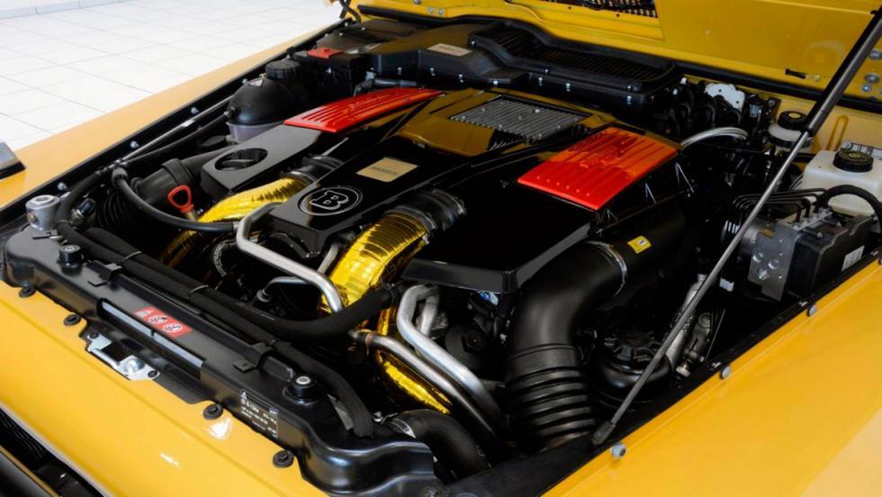 Brabus G63 AMG motor