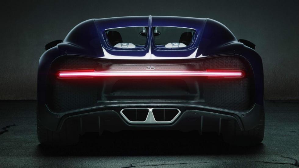 El Bugatti Chiron y sus rivales Bugatti Chiron