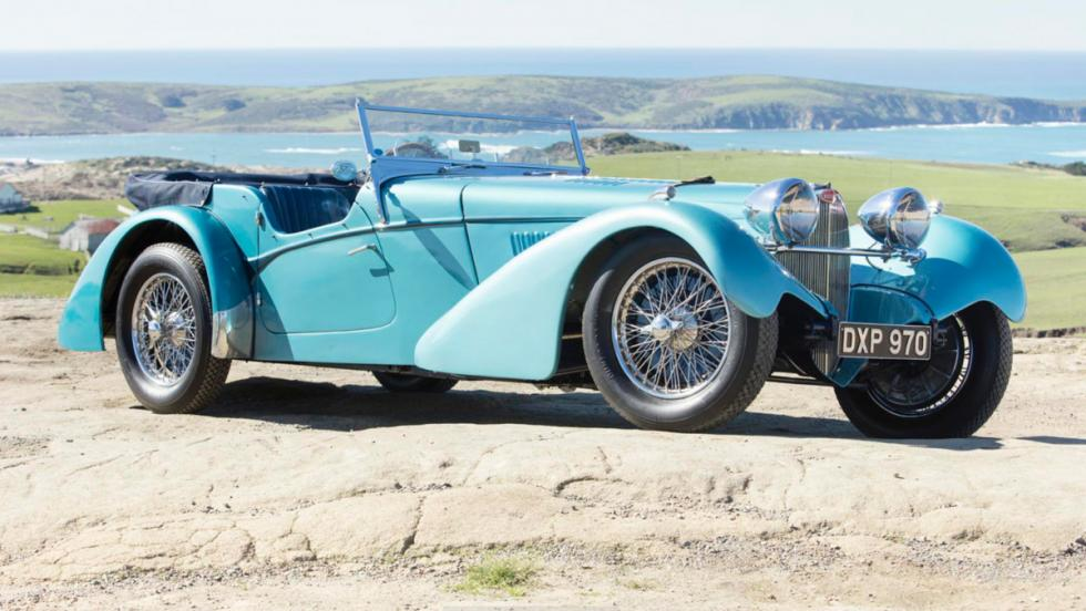 Bugatti Type 57, Amelia Island Concours