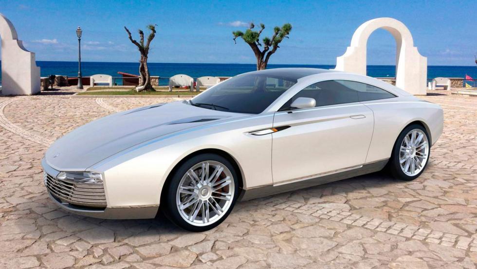 Cardi 442/Aston Martin DB9 render
