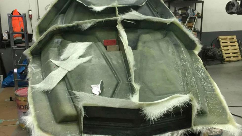 Coche Batman, Gumball 3000, 15