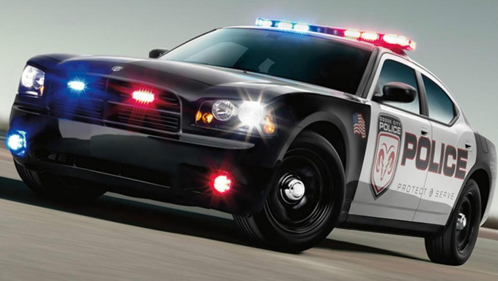 Dodge Charger - Policía de EE.UU