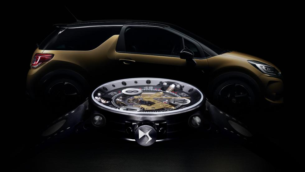 DS 3 Performance B.R.M. Chronographes 1