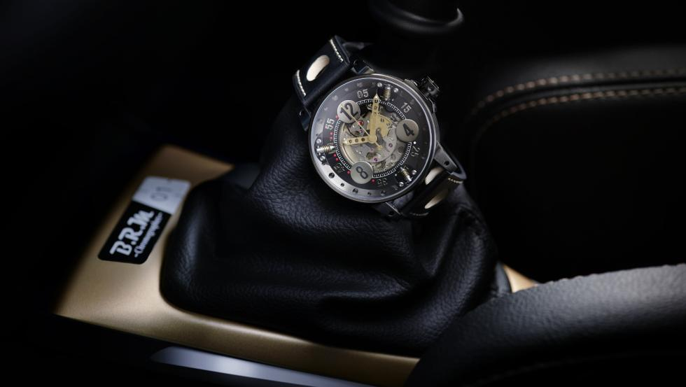 DS 3 Performance B.R.M. Chronographes 5