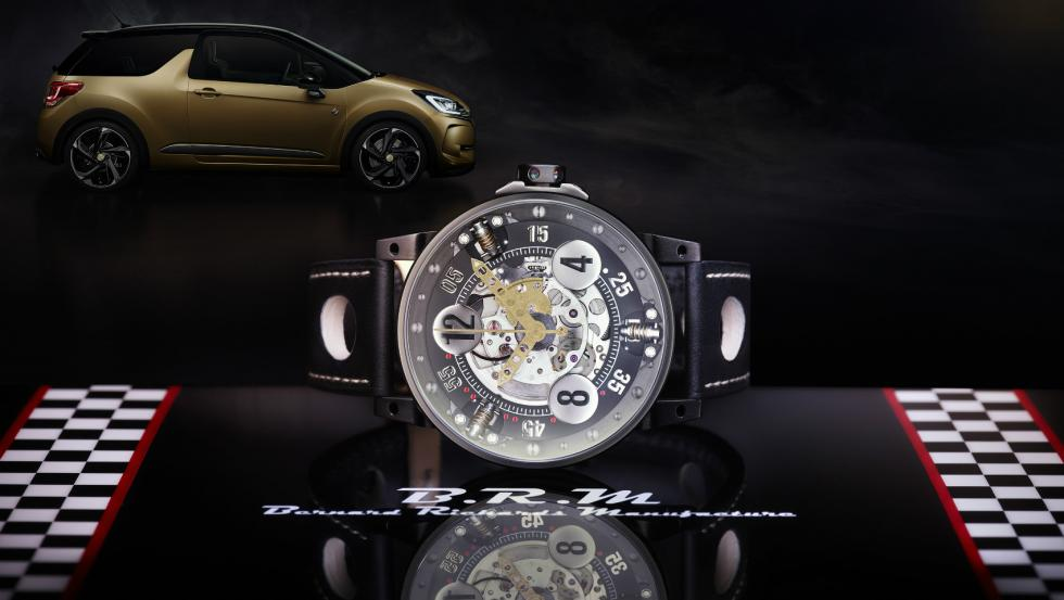 DS 3 Performance B.R.M. Chronographes 6