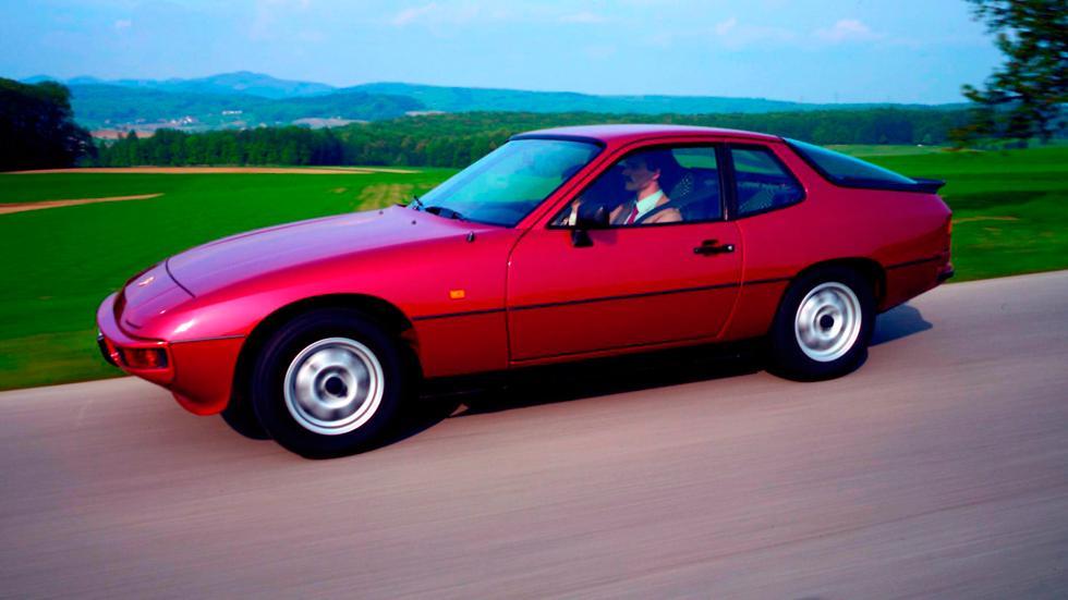 El 924: otro controvertido modelo de Porsche