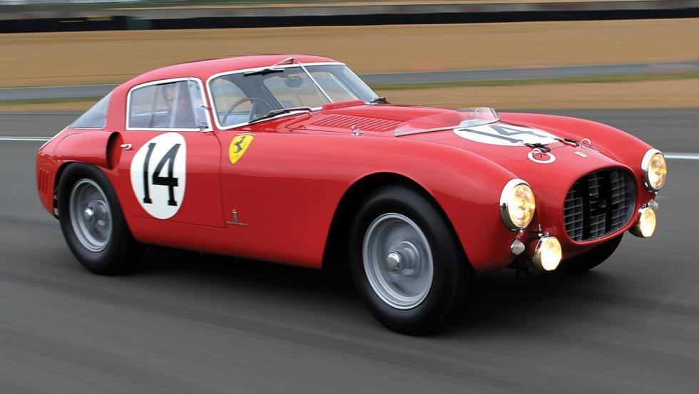 Ferrari 240/375 MM Berlinetta 'Competizione'