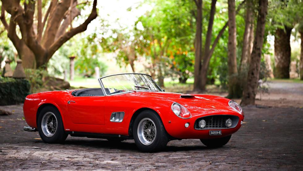 Ferrari 250 GT California Spyder, Amelia Island Concours