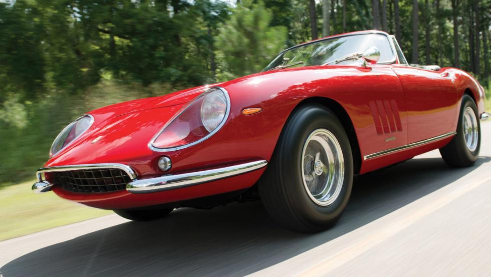 Ferrari 275 GTB/4S NART Spider