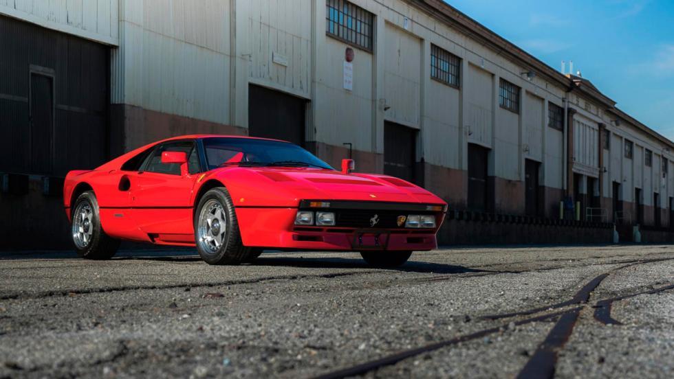 Ferrari 288 GTO, Amelia Island Concours