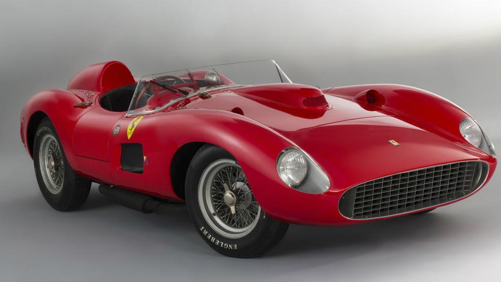 Ferrari 335 Sport Scaglietti