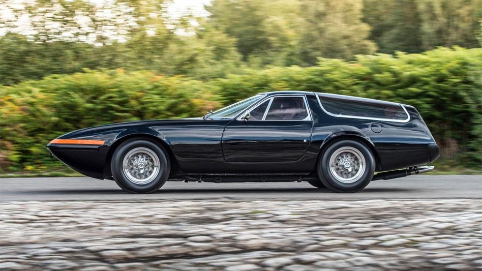 Ferrari 365 GTB4 shooting brake lateral lujo one off