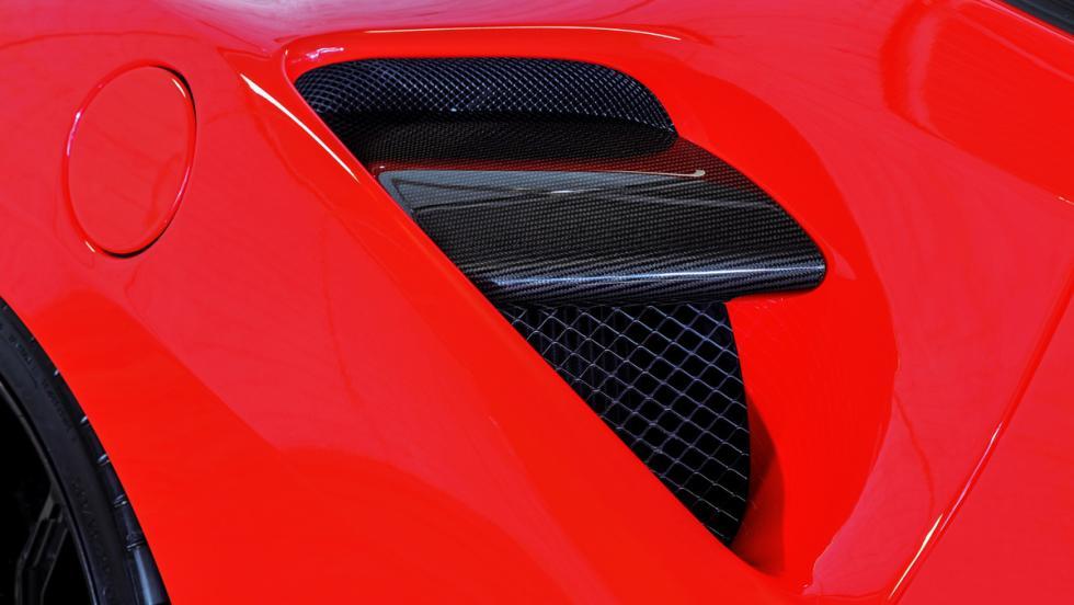Ferrari 488 GTB detalle