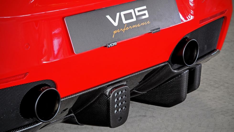 Ferrari 488 GTB difusor