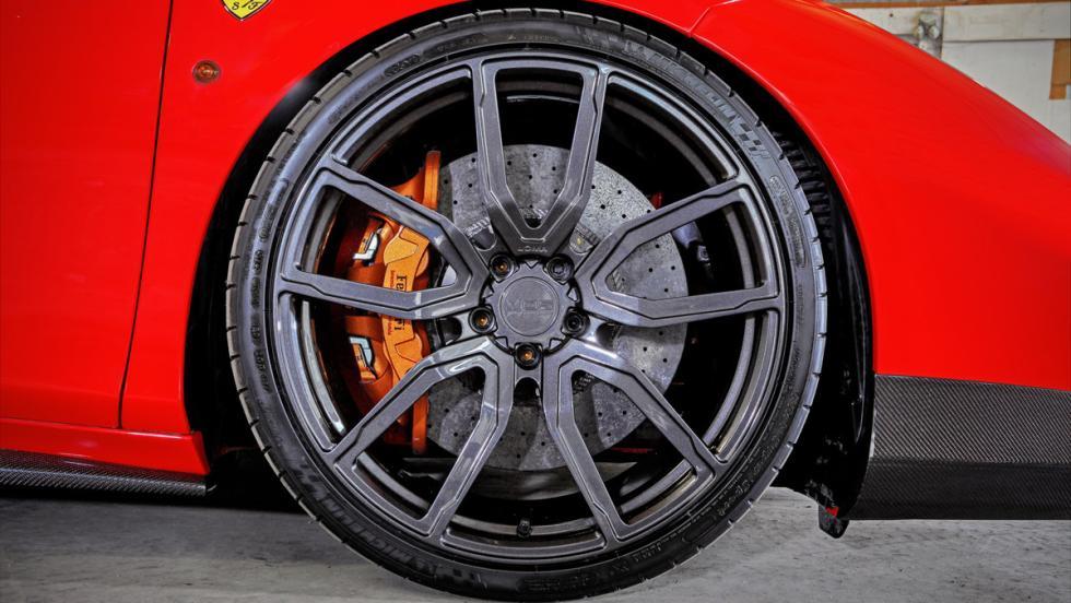Ferrari 488 GTB llanta