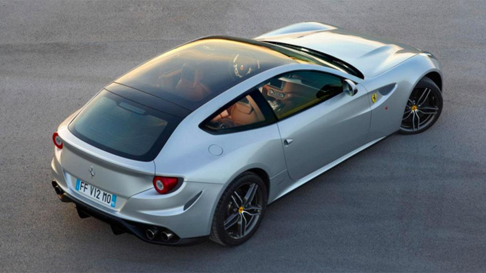 Ferrari FF Shooting brake lujo