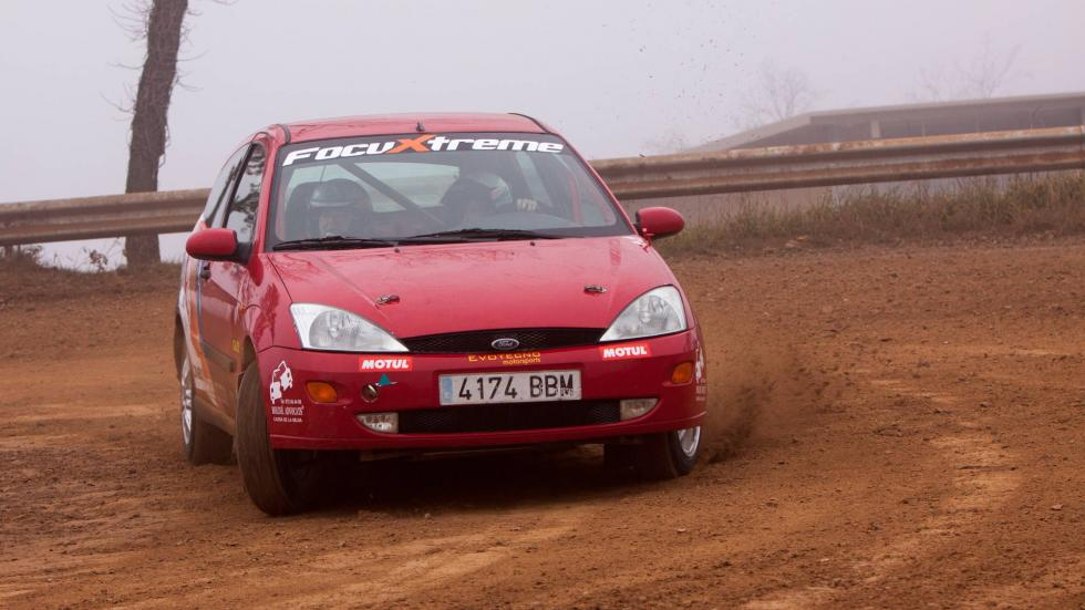 FocuXtreme, test Ford Focus 1.6, frontal