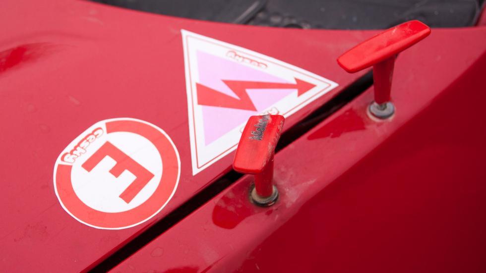 FocuXtreme, test Ford Focus 1.6, sistema extinción