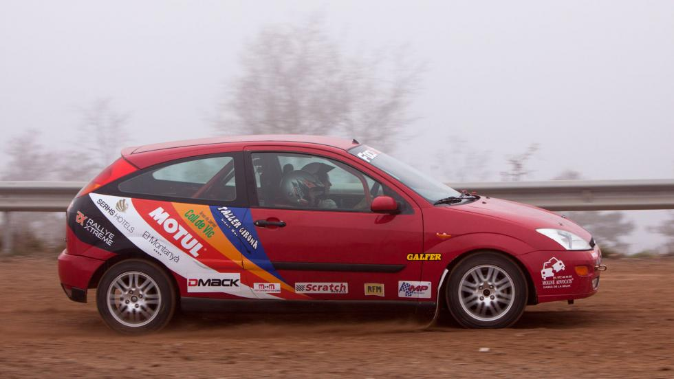 Ford Focus 1.6 FocuXtreme, lateral